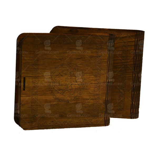 جعبه های چوبی
