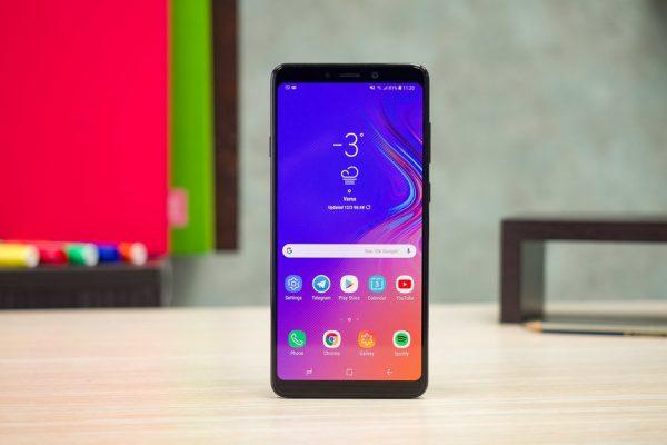Introducing Samsung Galaxy A9 2018